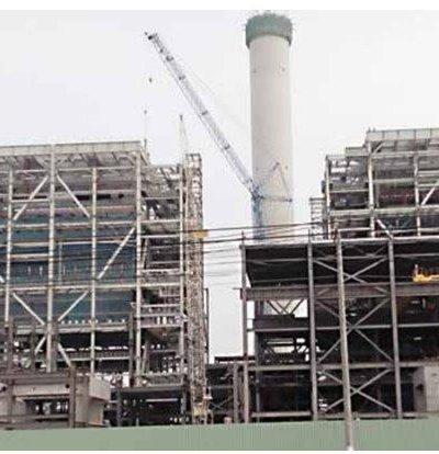 Heat Power Station of Duyen Hai -Tra Vinh
