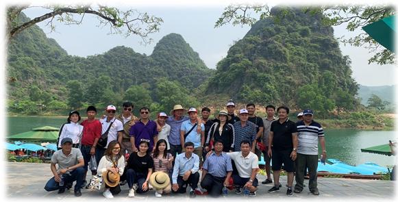 Bản tin chuyến du lịch Huế-Quảng Bình 04/2021